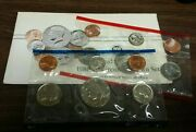 1988 P And D Uncirculated United States Us Mint Coin Set