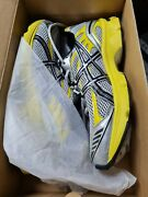 Asics Gel-radience 4 T0f1n 9390 Menand039s Sport Athletic Running Shoes Us Size 11