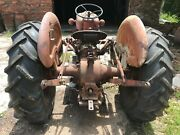 641 Ford Workmaster Tractor