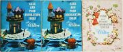 Wiltonand039s Cake And Food Decorating Ideas 3 Book Lot