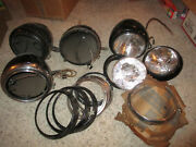 Large Lot Of Old Sealed Beam Ford 1938-1939  Truck Headlamps/ Nos Parts