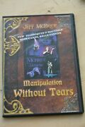 Jeff Mcbride - Manipulation Without Tears Dvd - Stage And Street Card Magic Tricks