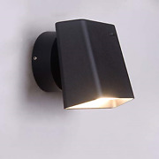 Luzden Mini Modern Led Bedside Reading Wall Lamp With On Off Toggle Switch Wall