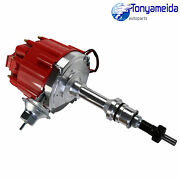 Hei Ignition Distributor With 65k Coil Fit For Sbf Ford Small Block 260 302 289