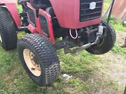 2007 Jm-284 Jinma / Farm Pro Tractor All 4 Tires And Wheels