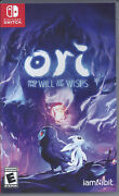Ori And The Will Of The Wisps - Nintendo Switch