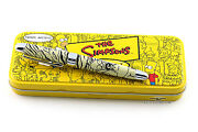 Acme The Simpsons Homerand039s Scream Limited Edition Rollerball Nos 274/1000
