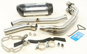 Two Brothers Racing 005-4160106-s1b - S1-r Full System Aluminum Muffler 59-4801