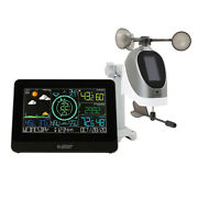 V50-wsdth La Crosse Technology Wifi Wind And Weather Station With Ltv-wsdth03 Nib