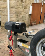 Ifor Williams Lm Plant Trailer Post Mounted Winch Bracket Mount Lm126 Lm146 166