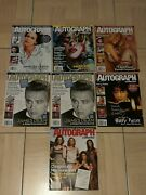 Autograph Collector Magazine 2005 Not Whole Year James Dean Harry Potter +