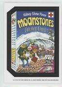 2014 Topps Wacky Packages Old School Series 5 Black Ludlow Back Moanstones 0c4