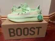 Adidas Yeezy 350 V2 Glow Size 10 Authentic
