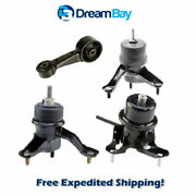 2007-2016 For Toyota Avalon Camry 3.5l Engine And Trans Mount 4pcs - Hydraulic