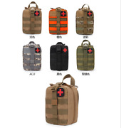 Tactical Molle Rip Away Emt Medical First Aid Pouch Waterproof Fabric152111cm