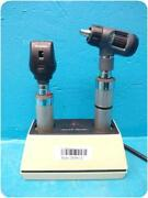 Welch Allyn 71110 Universal Desk Charger W/ 2 Handles And Heads @ 269612