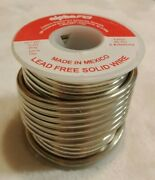 Alpha Fry 16 Oz. Lead Free Solid Solder Wire 13955 .125 Dia. Tin/antimony 95/5