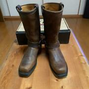 Chippewa Ring Boots Brown 10d