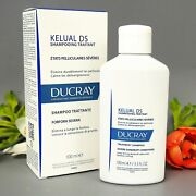Ducray Kelual Ds Shampoo 3.3oz / 100ml Exp 06 / 2023 Just In Rom France
