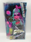 Monster High Electrified Monstrous Hair Ghouls Twyla Doll Dvc71 - New