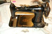 G4 Household By New Home Treadle Sewing Machine- Bruinswick- Parts Free Shipping
