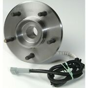 515010 Moog New 4wd 4x4 4-wheel Abs Wheel Hubs Front Driver Or Passenger Side