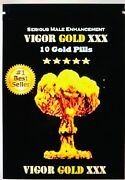 60 Pills Vigor Gold New Look Energy Male Herbal Pills Para Hombres Expl Testost