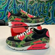 Nike Air Max 90 Atmos Duck Camo 2013 333888-025 Size 13 Used