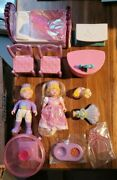 Fisher Price Loving Family Once Upon A Dream Dollhouse Toddler Princess Vintage