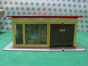 Tin Toy Schuco Varianto 3060 Station Shell - W.germany Years 50 - Mint