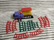 Antiques Old Vintage Rarity Retro Soviet Toy Railroad Train Station Ussr