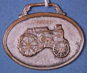 Advance-rumely Thresher Co. La Porte Indiana Antique Agricultural Watch Fob X3