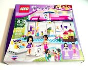 Lego 41007 Friends Heartlake Pet Salon Brand New And Sealed