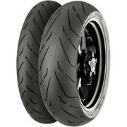 Continental Tire Conti Road 190/55zr17 73w Tubeless Sold Each 2445940000