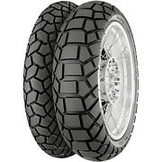 Continental Tire Tkc70 Rear 150/70r18 70s Tubeless Sold Each 2446450000