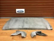 Mustang Trunk / Deck Lid Fastback 1967 - 1968 With Trunk Lid End Cap