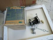 Penn Silver Beach Fishing Reel Made In Usa With Box Lot16667