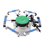 Watchmaker 6 Arms Automatic Watch Winder Cyclotest Tester Repair Tools Eu