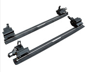 Electric Side Door Pedal Running Board Nerf Bars For 2018-2021 Ford Explore Step