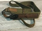 Russian Original Sks Carrying Sling Army Stamp Od Early Type 1950 Nos Rare