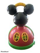Mickey Mouse Clubhouse Playset. Lights And Sounds - Incomplete