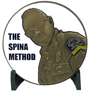 Csp Version 6 Spina Method Communications Challenge Coin Inspired By Connecticut