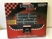 Carrera 30307 Pro X Black Box With Connecting Track - New