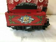 Lgb 69372 Christmas Tender With Sound