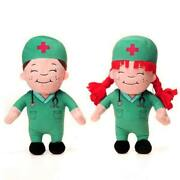 11 Boy And Girl Doctor Plush Toy Case Pack 36