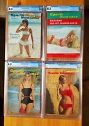 1st 25 Yrs Sports Illustrated Swimsuits Newsstand Cgc Most Highest Ever Graded
