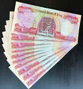 250000 Iraqi Dinar - 10 X 25000 New Iqd Banknotes - Authentic - Fast Shipping