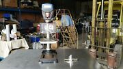 Cmc Kuhnke Str-1000 Automatic Can Seam Stripper Double Seam Teardown Cans Beer