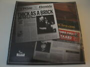 Jethro Tull Thick As A Brick And 2 Vinyle 2 Lp Box + Livre