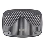 6x9 Speaker Grills Screens Covers Black 2 Pairs = 4 Auto Home Boat